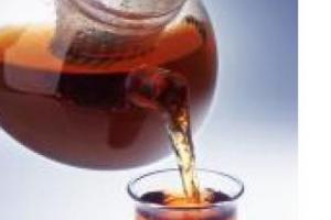 основные рецепты чая для похудения